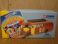 Corgi 97022 Chipperfields Circus AEC Regal Living Quar Ltd Ed No. 06861 of 12500