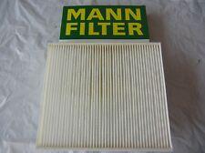 Pollenfilter Innenraumfilter Innenraumluftfilter MANN BMW 3er E46 320 330 X3 E83