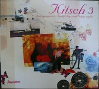 CD KITSCH 3 Morricone Umiliani Trovaioli Nicolai Poitevin Fidenco Peguri LIBRARY