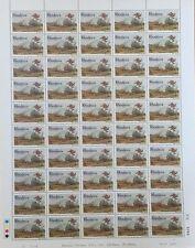 Birds Decimal British Colonies & Territories Sheet Stamps