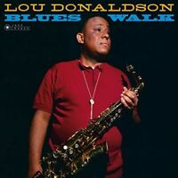 Lou Donaldson - Blues Walk [180-Gram Gatefold Vinyl] [New Vinyl LP] Gatefold LP