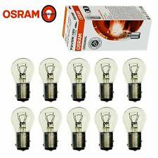 1-10 OSRAM BAY15d 12V P21/5W Kugellampe Blinker Brems-/Rückfahr-licht Nebel 7528