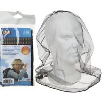 """20"""" Outdoor Anti Mosquito Protection Hat Netting Bug Insect Bee Net Mesh Head"""
