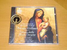 "WILLAERT ""Vespro della Beata Vergine"" - Stradivarius - ( NUOVO SIGILLATO)"