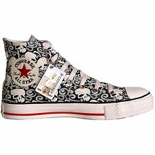 CONVERSE ALL STAR CHUCKS SCHUHE EU 44,5 10,5 SKULL LIMITED EDITION VINTAGE 1U564