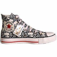 Converse All Star Chuck zapatos UE 46,5 12 Skull Limited Edition vintage 1u564