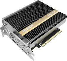 Palit GTX 1650 KalmX, 4GB GDDR5, HDMI, 2x DP, passiv