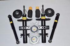 4x VW T 5 T5 Stoßdämpfer Gasdruck Transporter Staubschutz VA HA + Domlager