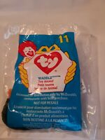 Details about  /1996  McDonalds Happy Meal Toy Ty Beanie Babies  CHOPS THE LAMB #3  NIP