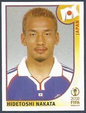 PANINI KOREA/JAPAN WORLD CUP 2002- #541-JAPAN-HIDETOSHI NAKATA