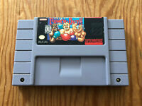 Super Punch Out SNES Super Nintendo Cartridge Cart Authentic! TESTED