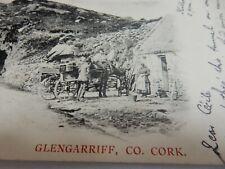 More details for glengarriff  co cork    original edwardian postcard  victorian stamp