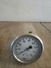 New listing Wika 0 to 160 psi Oil Filled Gauge