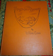 WILLIAM CAINE - Smoke RINGS - 1926-1st Edition - Vintage Humour, Illustrated