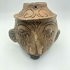 New ListingCeramic Vessels Handmade Indian Native Collectibles Ethnicities Cultures