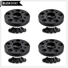 4Pc 25mm 5x130 to 5x112 hubcentric wheel adapters for Mercedes Benz G wagon AMG