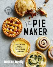 NEW The Pie Maker By The Australian Women's Weekly Paperback Free Shipping