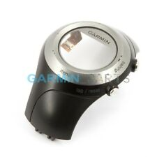 Used Front case for Garmin Forerunner 405 (black) with sensor (405 405Cx) part