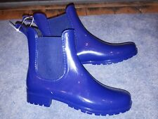 Esmara Welly Boots Shoes Ankle Boots Blue Size 5