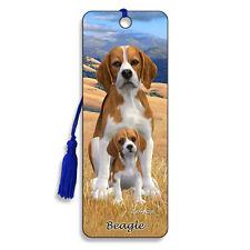 Artgame Beagle 3D Lenticular Bookmark