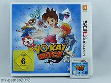Yo-Kai Watch für Nintendo 3DS/2DS - OVP - Sehr guter Zustand - Schneller Versand