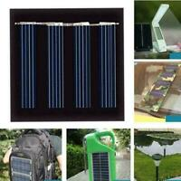 60*60mm Mini Solar Panel Module For Battery Cell Phone 220MA Charger 2V DIY K8P1
