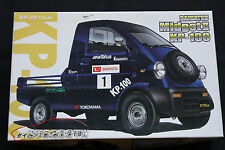 "Fujimi 1/24 scale Daihatsu Midget II KP-100 ""Japan EV Club"" Special Edition kit"