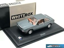 Maserati Biturbo grey WhiteBox 1:43