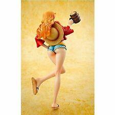 MegaHouse One Piece) Portrait of Pirates Nami Mugiwara Version 02 Limited Edi