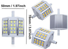 Dimmable R7S 10W/15W 78/118mm 5050/5730 SMD Spot Light Bulb Lamp  24/36/48 LED