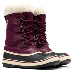 Womens Sorel Winter Carnival Warm Snow Outdoor Durable Boots US 5-11