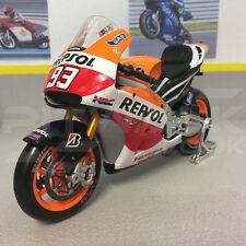 FACTORY Repsol Honda RC213v Team 2014 NO. 93 Marc Marquez 1:10 Scala moto