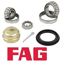 Rear for Audi 100 Series 4000 Coupe Fox VW Cabrio Scirocco Wheel Bearing Kit