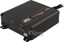 MTX MUD100.2 400W 2-Channel Bridgeable Ultra-Compact Class D Power Sports Amp
