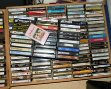 Music Cassette Tapes Lot (U-Pick) Rock Pop Rap R&B Country Soul Free Shipping #2