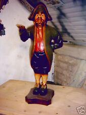 Stummer Diener Butlerfigur Butler Figur Seeräuber  Höhe110 Holz
