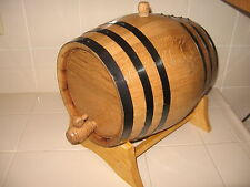 OAK BARRELS 20 LITER FOR WHISKEY OR SPIRITS
