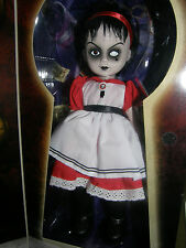 "Living Dead Doll   Alice In Wonderland   ""Sadie""    2009 Factory Sealed Doll"