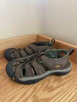 Men's KEEN Newport H2 Size 7.5 Waterproof Sport Hiking Trail Closed Toe Sandals