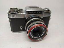 ZEISS IKON Icarex 35 Spiegelreflex Kamera BM Bajonett -mit Zeiss Objektiv