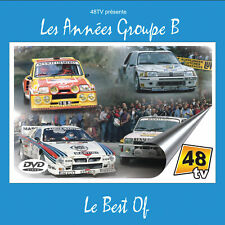 DVD Best of Gruppe B Group B Rallye 1983 - 1986 Audi Röhrl Quattro 037 S4 48TV