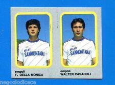CALCIO FLASH '86 Lampo - Figurina-Sticker n. 385 - MONICA-CASAROLI -EMPOLI-New