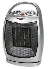 Keramik Heizlüfter | 3 Stufen (kalt,warm,heiß) | Thermostat | Oszillierend | NEU