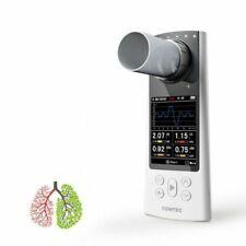 Digital Spirometer Lung Breathing Diagnostic Vitalograph Spirometry Bluetoothce