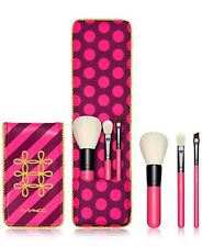 MAC Nutcracker Sweet Essential Brush Kit Limited Edition New in Box Authentic