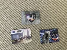 American Girl Luciana Nasa Kennedy Space station post cards frm Mars habitat set