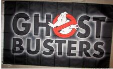 GhostBusters 3'x5' Black Flag Banner 2 - USA Seller Shipper