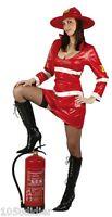 Déguisement Femme Pompière XS/S 36/38 Costume Adulte sexy Pompier Métier