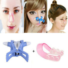 Magic Nose Up Shaping Shaper Lifting + Bridge Straightening Beauty Clip Set NEW