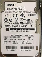 """Dell compatible HUC156060CSS200 HITACHI 600GB 15K SAS 2.5"""" 12Gb/s 0B28953"""